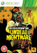 Red Dead Redemption - Undead Nightmare (használt) XBOX 360