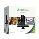 Xbox 360 E 4 GB + Kinect + Adventures + Kinect Sports Ultimate