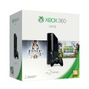 Xbox 360 E 500 GB + Fable Anniversary + Plants vs Zombies Garden Warfare