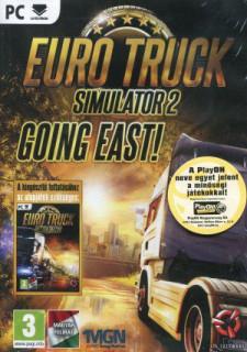 Euro Truck Simulator 2 Going East! PC