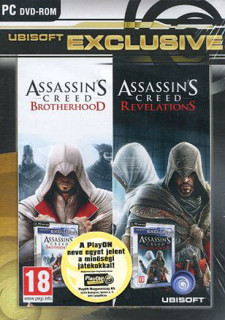 Assassin's Creed Double Pack (Brotherhood + Revelations) PC