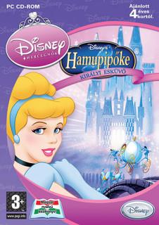 Disney Hercegnők Hamupipőke Királyi Esküvő PC