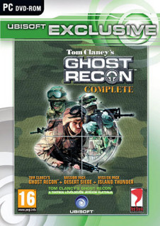 Tom Clancy's Ghost Recon Complete PC