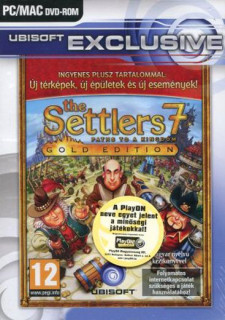 The Settlers 7 Gold Edition PC
