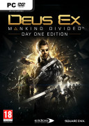 Deus Ex Mankind Divided Day One Edition PC