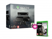Xbox One 500GB + Kinect + The Witcher 3 Wild Hunt (Magyar felirattal) XBOX ONE