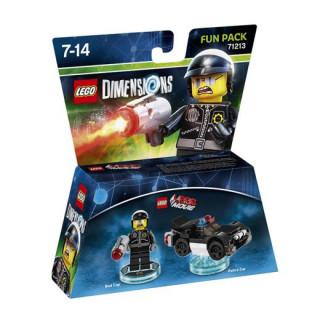LEGO Dimensions The LEGO Movie Fun Pack (Bad Cop, Police Car) Ajándéktárgyak