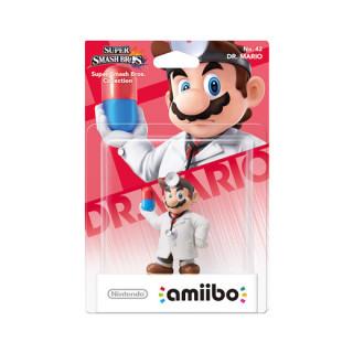 Dr. Mario amiibo figura - Super Smash Bros. Collection Ajándéktárgyak