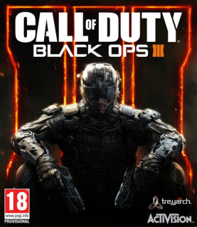 Call of Duty Black Ops III (3) (használt) Xbox One