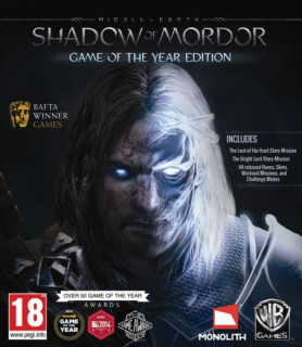 Middle-Earth Shadow of Mordor Game of the Year Edition (használt) Xbox One