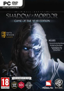 Middle-Earth Shadow of Mordor Game of the Year Edition PC