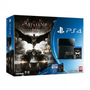 Playstation 4 (PS4) 500GB + Batman Arkham Knight PS4