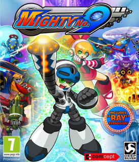 Mighty No. 9 Day One Edition (használt) Xbox One