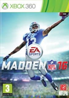 Madden NFL 16 (használt) Xbox 360