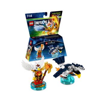 LEGO Dimensions LEGO Legends of Chima Fun Pack (Eris, Eagle Interceptor) Ajándéktárgyak