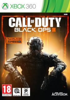 Call of Duty Black Ops III (3) Xbox 360