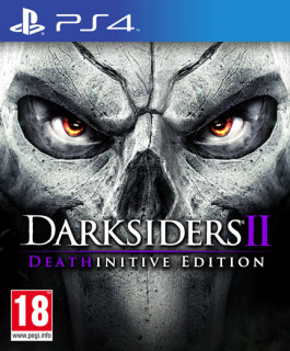 Darksiders II (2) Deathinitive Edition PS4