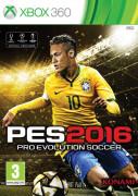 Pro Evolution Soccer 2016 (PES 16) XBOX 360