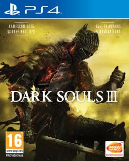 Dark Souls III (3) (használt) PS4