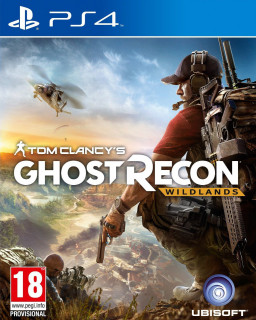 Tom Clancy's Ghost Recon Wildlands (használt) PS4