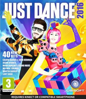Just Dance 2016 (használt) Xbox One