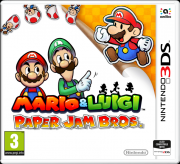 Mario and Luigi Paper Jam Bros. 3DS