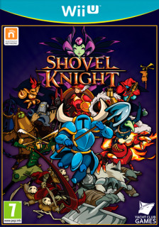 Shovel Knight WII U