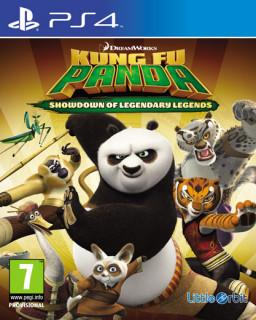 Kung Fu Panda Showdown of Legendary Legends PS4