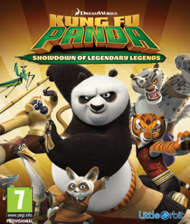 Kung Fu Panda Showdown of Legendary Legends (használt) Xbox One