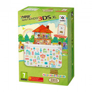 New Nintendo 3DS XL Animal Crossing Happy Home Designer + Kártyacsomag 3DS