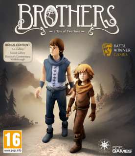 Brothers A Tale of Two Sons (használt) Xbox One