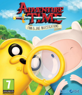 Adventure Time Finn and Jake Investigations Xbox One