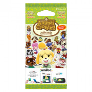 Animal Crossing amiibo Cards (Series 1) AJÁNDÉK