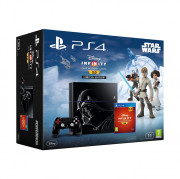 Playstation 4 (PS4) 1TB (Limitált Star Wars Kiadás) + Disney Infinity 3.0 Star Wars Edition Kit PS4