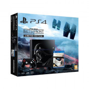 Playstation 4 (PS4) 1TB (Limitált Star Wars Kiadás) + Star Wars Battlefront PS4