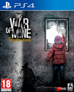 This War of Mine The Little Ones (használt) PS4