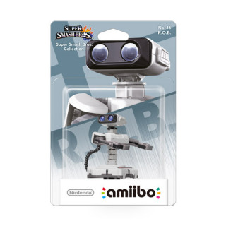 R.O.B. amiibo figura - Super Smash Bros. Collection Ajándéktárgyak