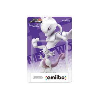 Mewtwo amiibo figura - Super Smash Bros. Collection AJÁNDÉKTÁRGY