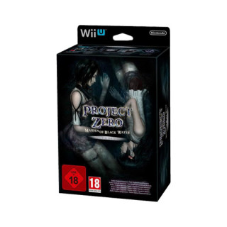 Project Zero Maiden of Black Water Limited Edition WII U
