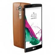 LG G4 (H815) Barna (Bőr mintás) MOBIL