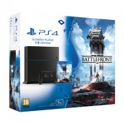 Playstation 4 (PS4) 1TB + Star Wars Battlefront PS4