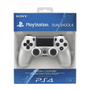 Sony Playstation 4 (PS4) Dualshock 4 Wireless Controller (Ezüst) PS4