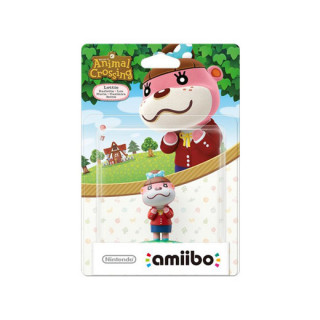 Lottie amiibo figura - Animal Crossing Collection AJÁNDÉKTÁRGY