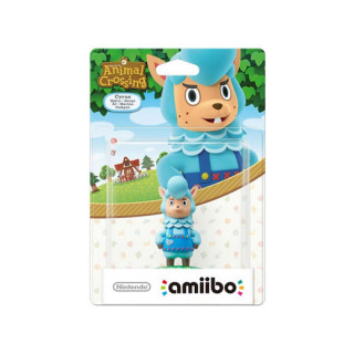 Cyrus amiibo figura - Animal Crossing Collection AJÁNDÉKTÁRGY