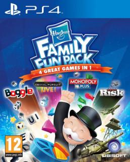 Hasbro Family Fun Pack (használt) PS4