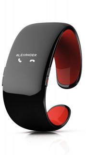 MYKRONOZ Smartwatch ZeBracelet2 Fekete Mobil