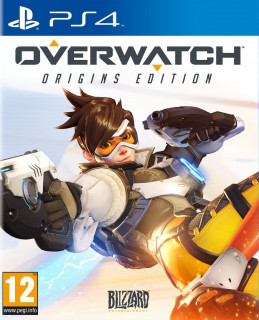 Overwatch Origins Edition (használt) PS4