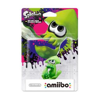 Squid amiibo - Splatoon Collection Ajándéktárgyak
