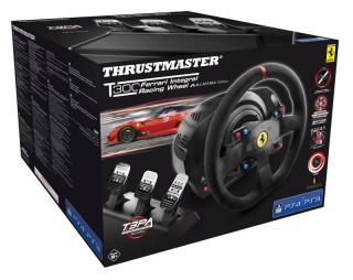 Thrustmaster T300 Ferrari Integral RW Alcantara Edition Több platform