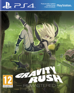 Gravity Rush Remastered (használt) PS4
